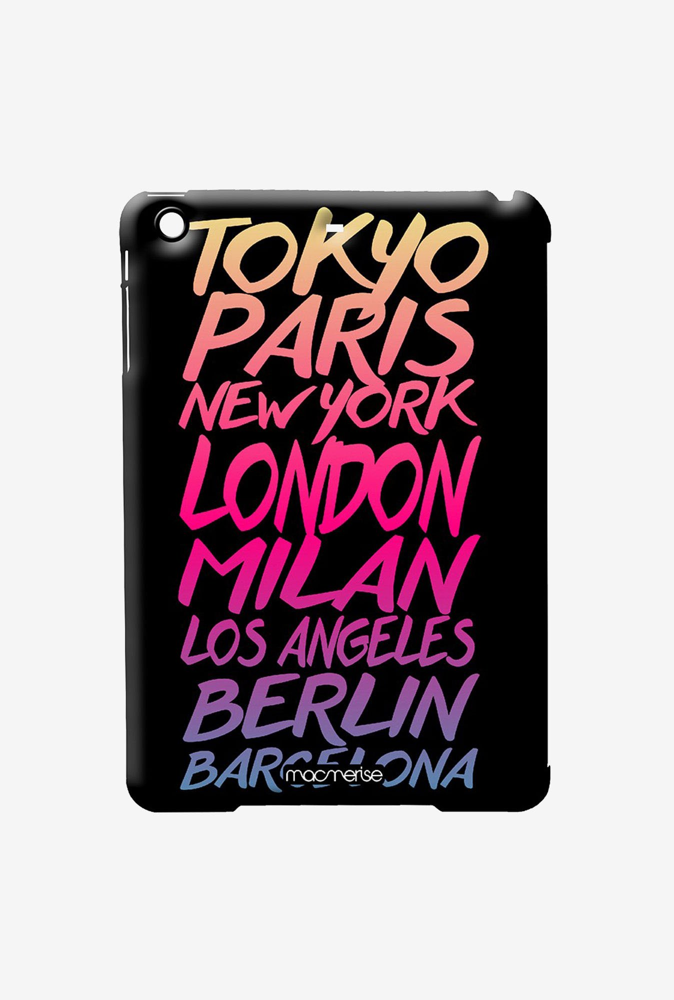 Macmerise Fashion Cities Pro Case for iPad Air