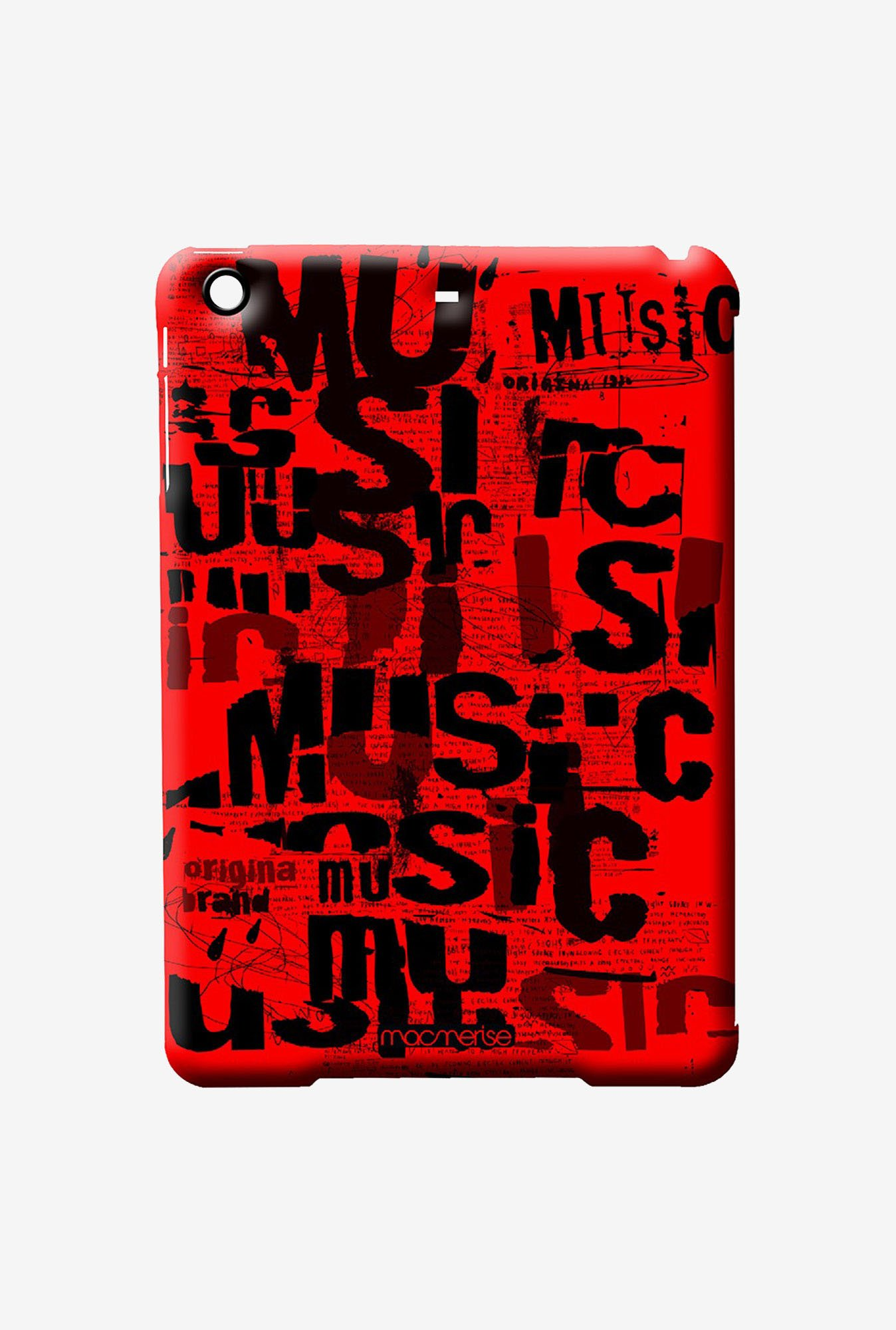 Macmerise Music Mania Pro Case for iPad Air