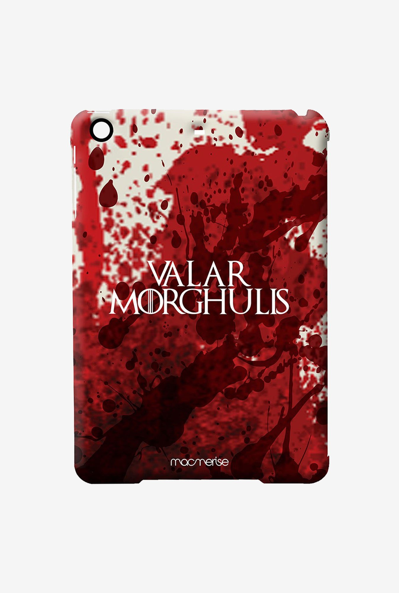 Macmerise Valar Morghulis Pro Case for iPad Air