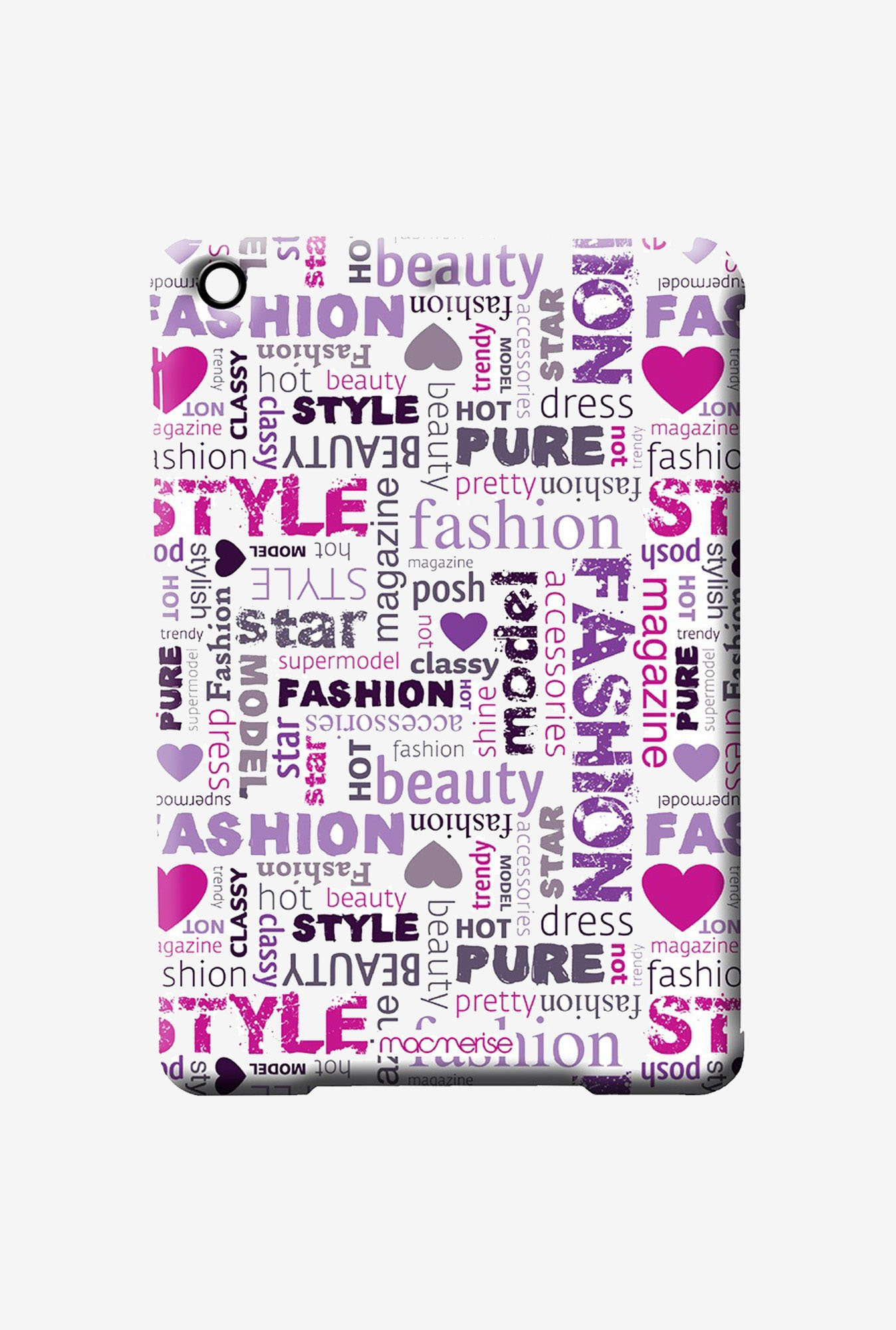 Macmerise Fashion Mashup Pro Case for iPad Air 2