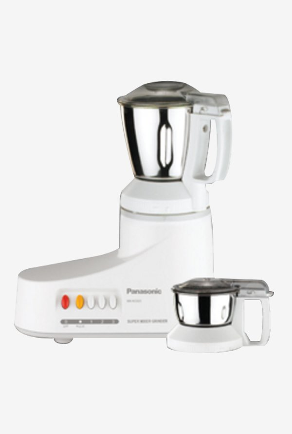 Panasonic MX-AC220 550-Watt 2-Jar Super Mixer Grinder