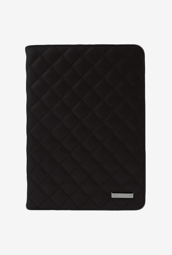 Memumi Fashion Flip Cover for iPad mini 1 (Black)