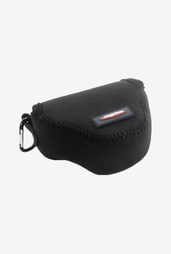 MegaGear Neoprene Camera Case for Panasonic GM1 (Black)