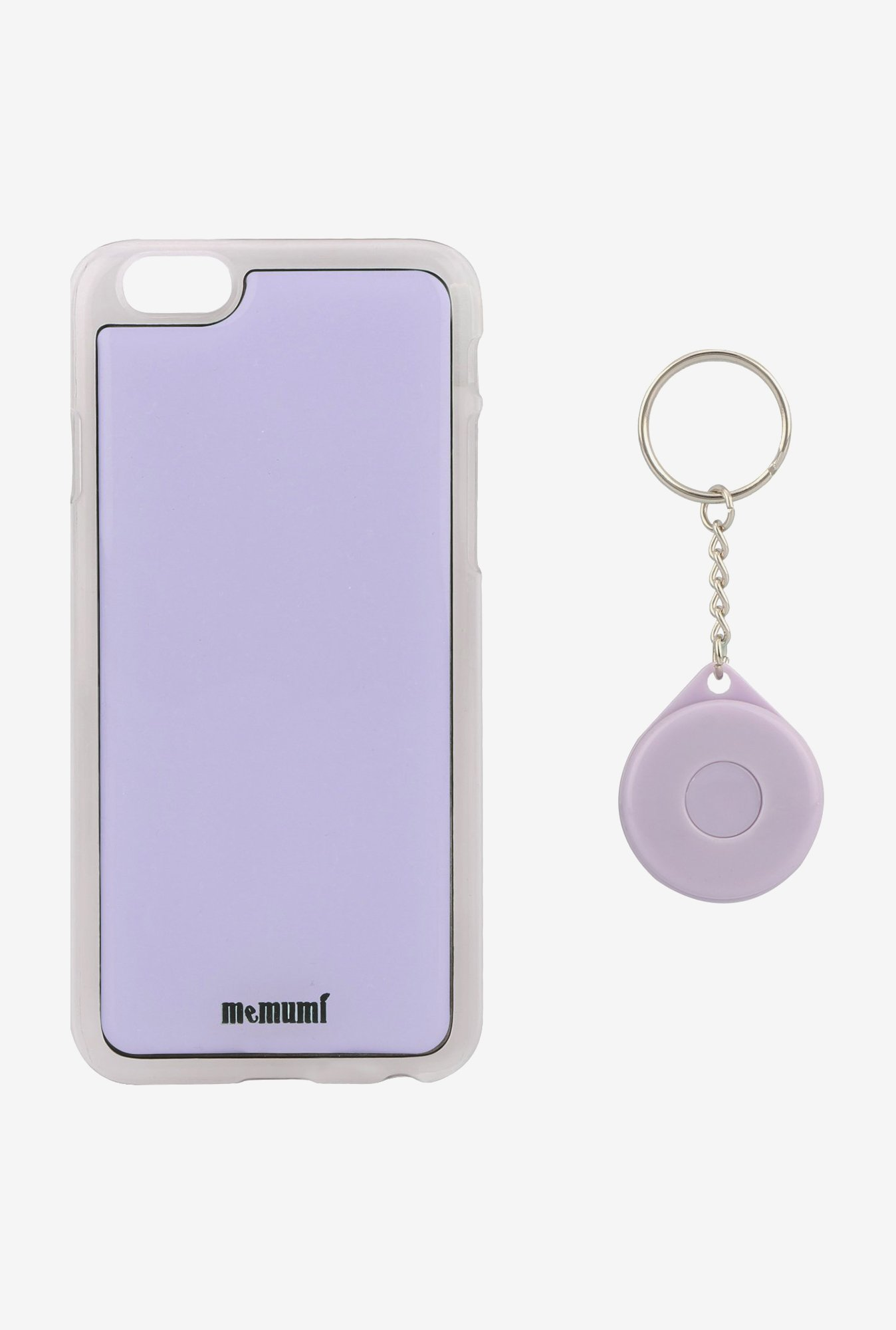 Memumi Selfie Back Cover for iPhone 6 (Purple)