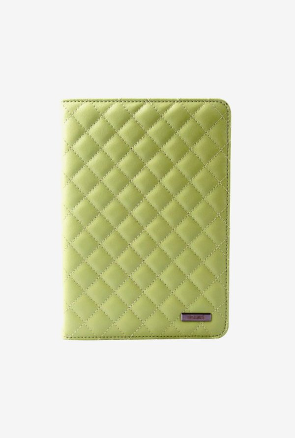 Memumi Fashion Flip Cover for iPad mini 1 (Green)
