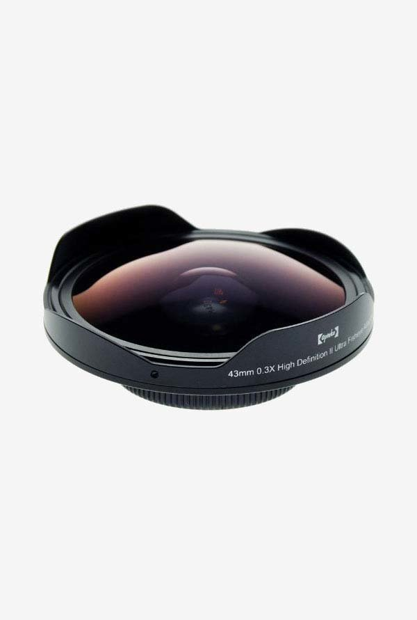 Opteka Platinum Series 43mm 0.3X HD Ultra Fisheye Lens