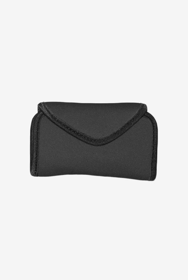 Op/Tech Usa 7301164 Snappeez Horizontal Large Pouch (Black)