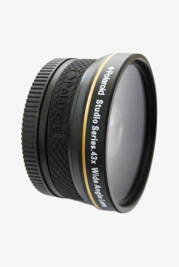 Polaroid Studio Series 58mm 0.43X HD Wide Angle Lens