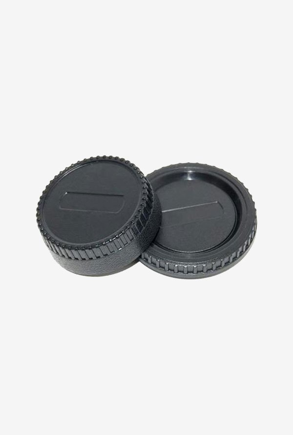 Cowboy Studio L-R9 Front and Rear Lens Cap for Sony Camera