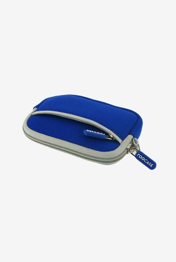 rooCASE Carrying Case for Panasonic Lumix DMC-FH6 (Blue)