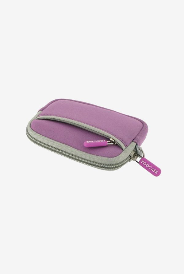 rooCASE Carrying Case for Canon PowerShot A810 (Pink)
