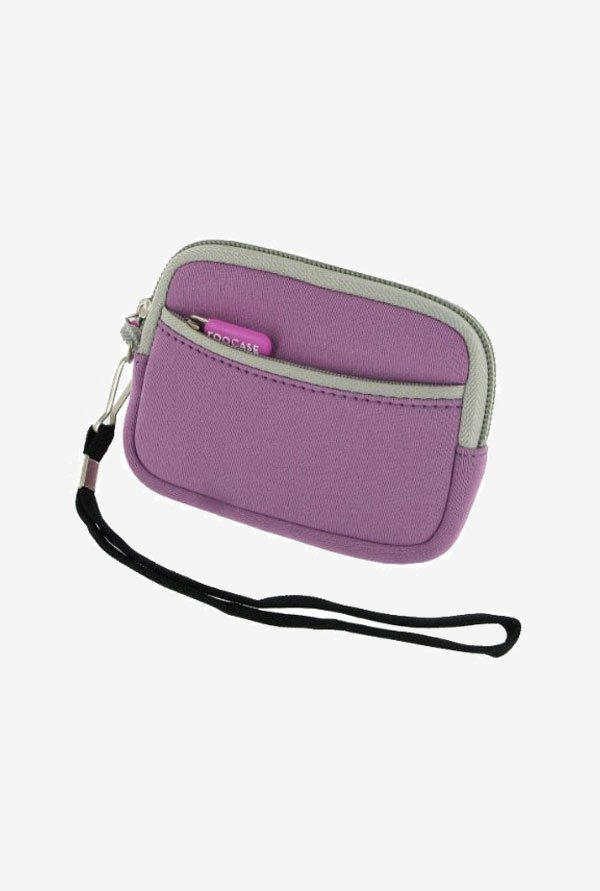 Roocase Neoprene Sleeve Case for Panasonic DMC-FX100 (Lilac)