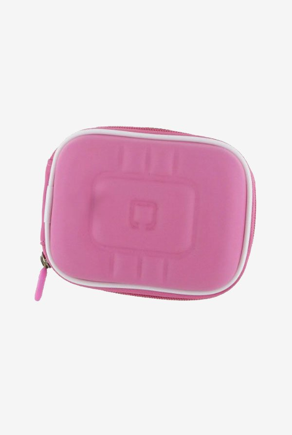 rooCASE Carrying Case for Nikon Coolpix S6100 (Pink)
