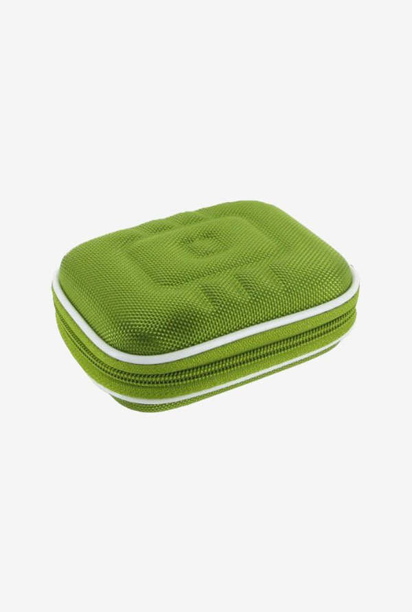 rooCASE Carrying Case for Olympus TG-810 (Green)