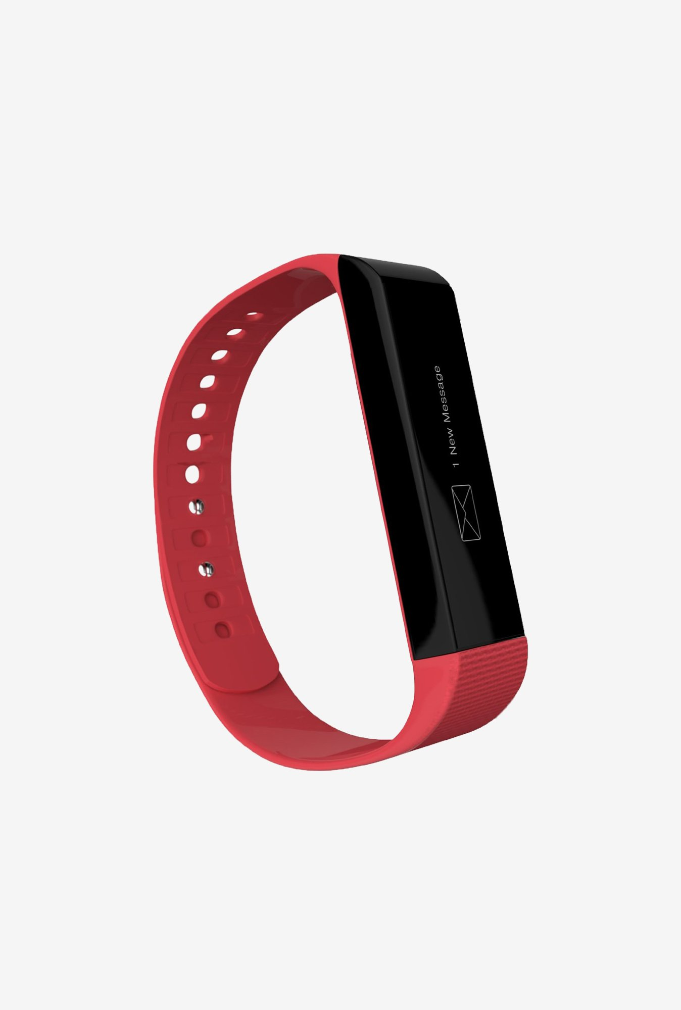 Shaman AQUA TOUCH DW007+ Fitness Tracker (Red)