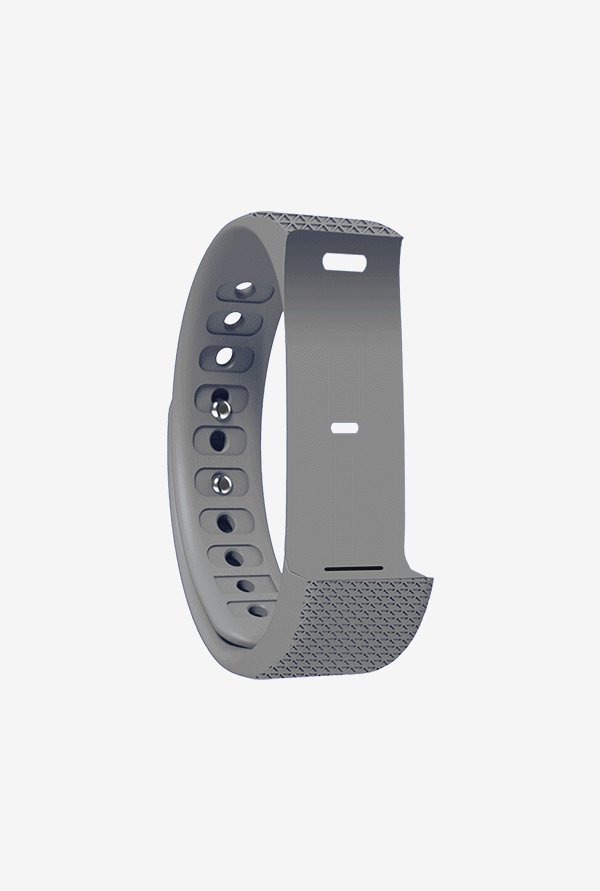 Shaman AQUA TOUCH Wrist Strap for Fitness Tracker (Grey)