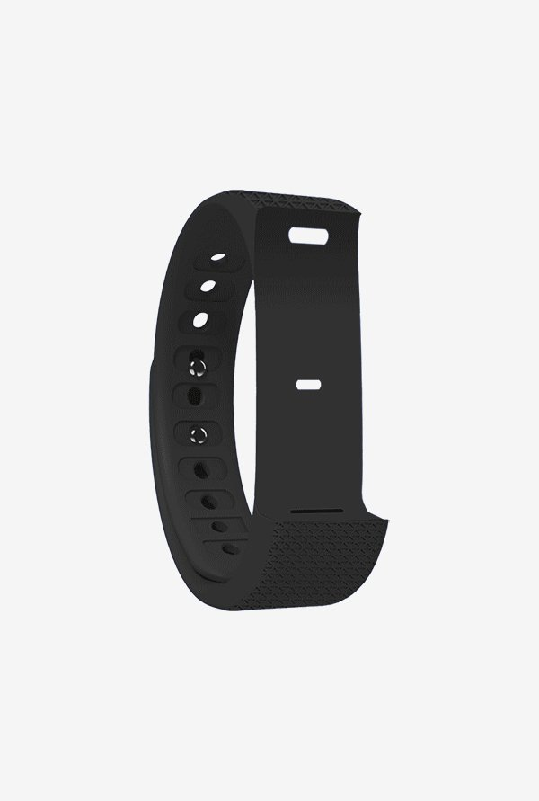 Shaman AQUA TOUCH Wrist Strap for Fitness Tracker (Black)