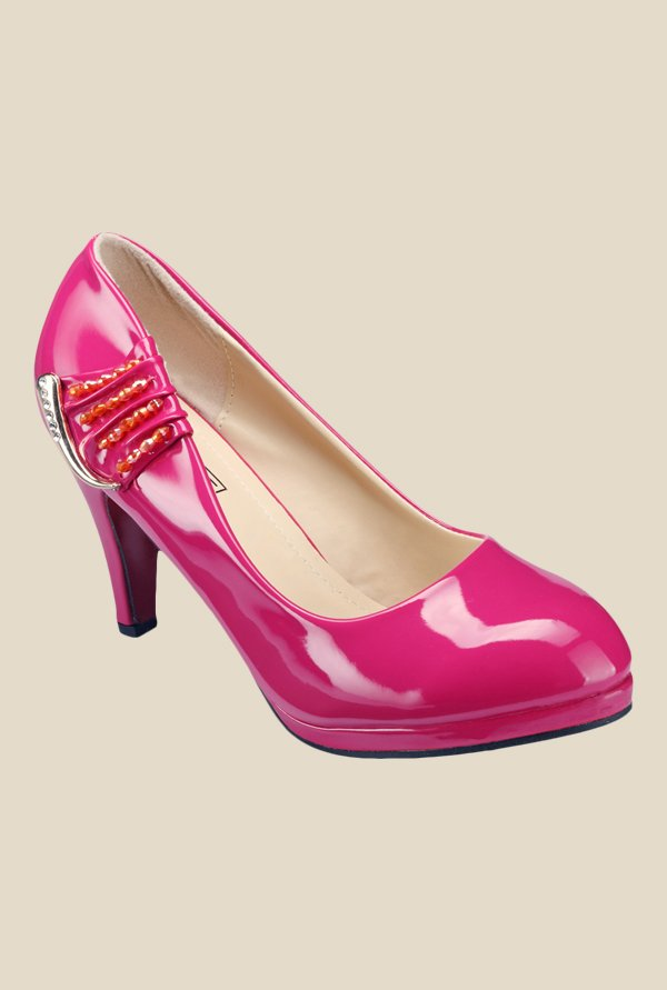 Yepme Pink Casual Pumps
