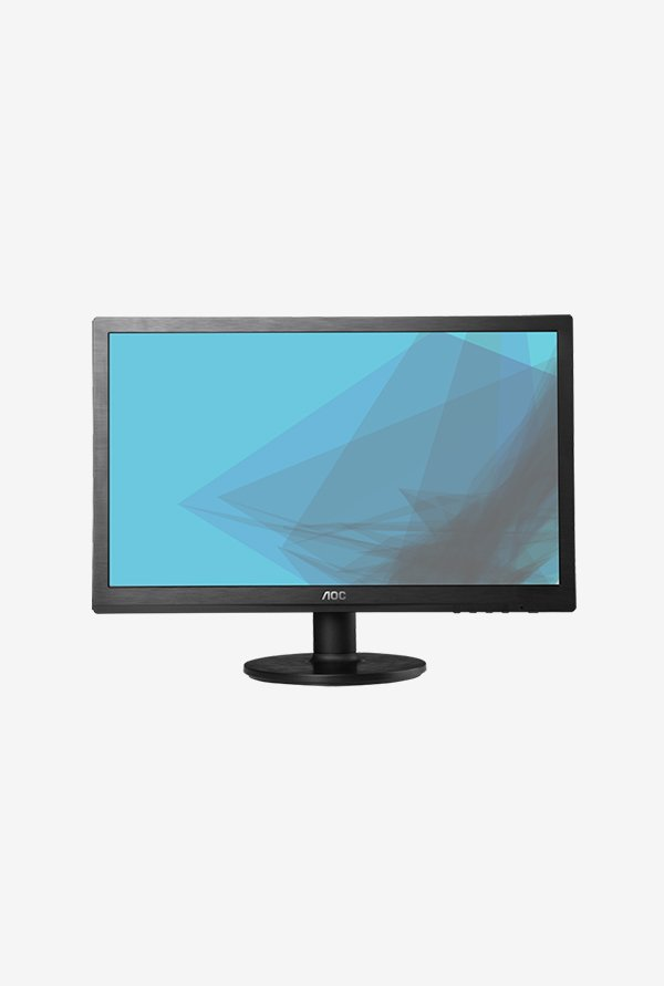 AOC e1660Sw 15.6 inch Desktop Monitor (Black)