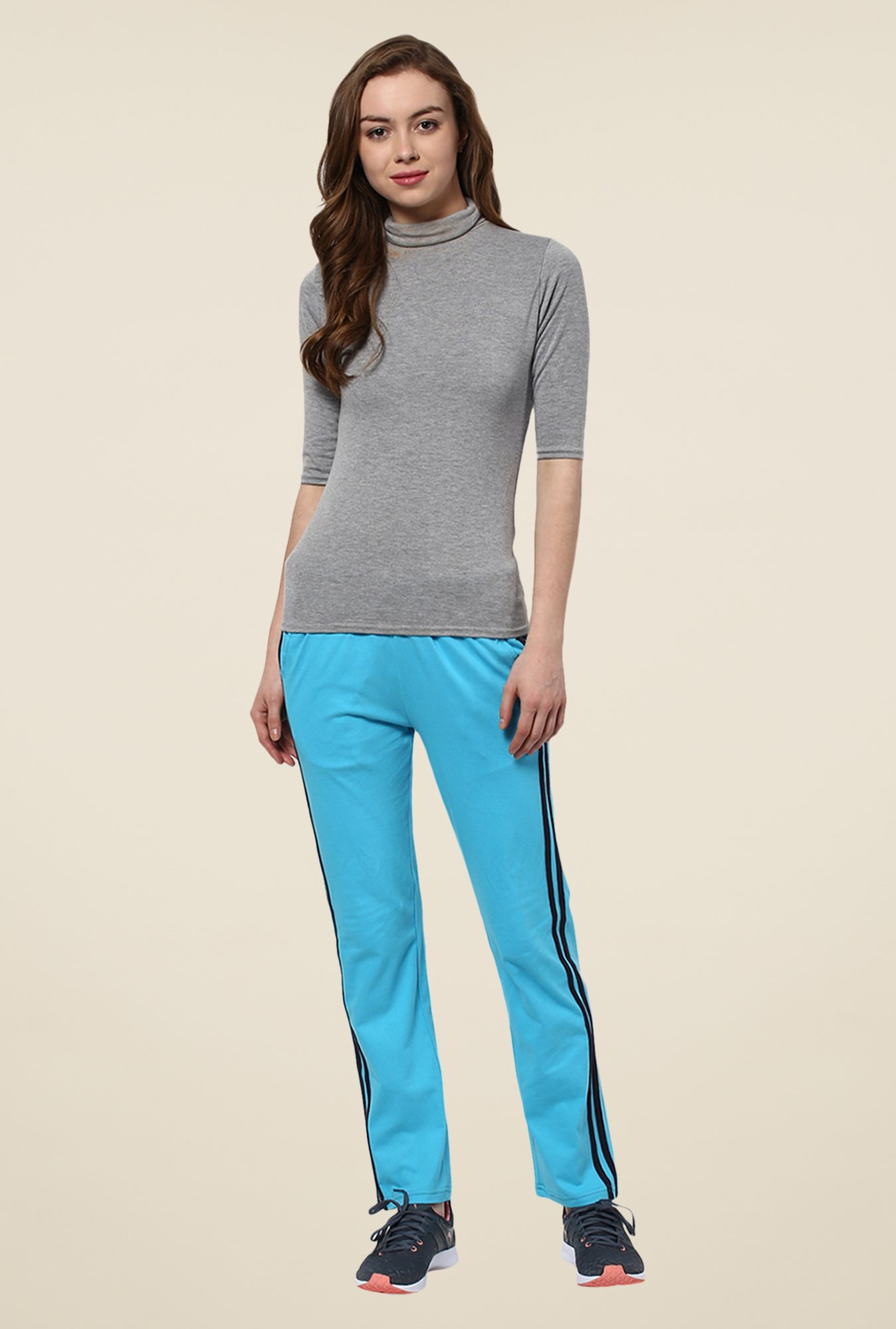 Yepme Blue Leanne Trackpants