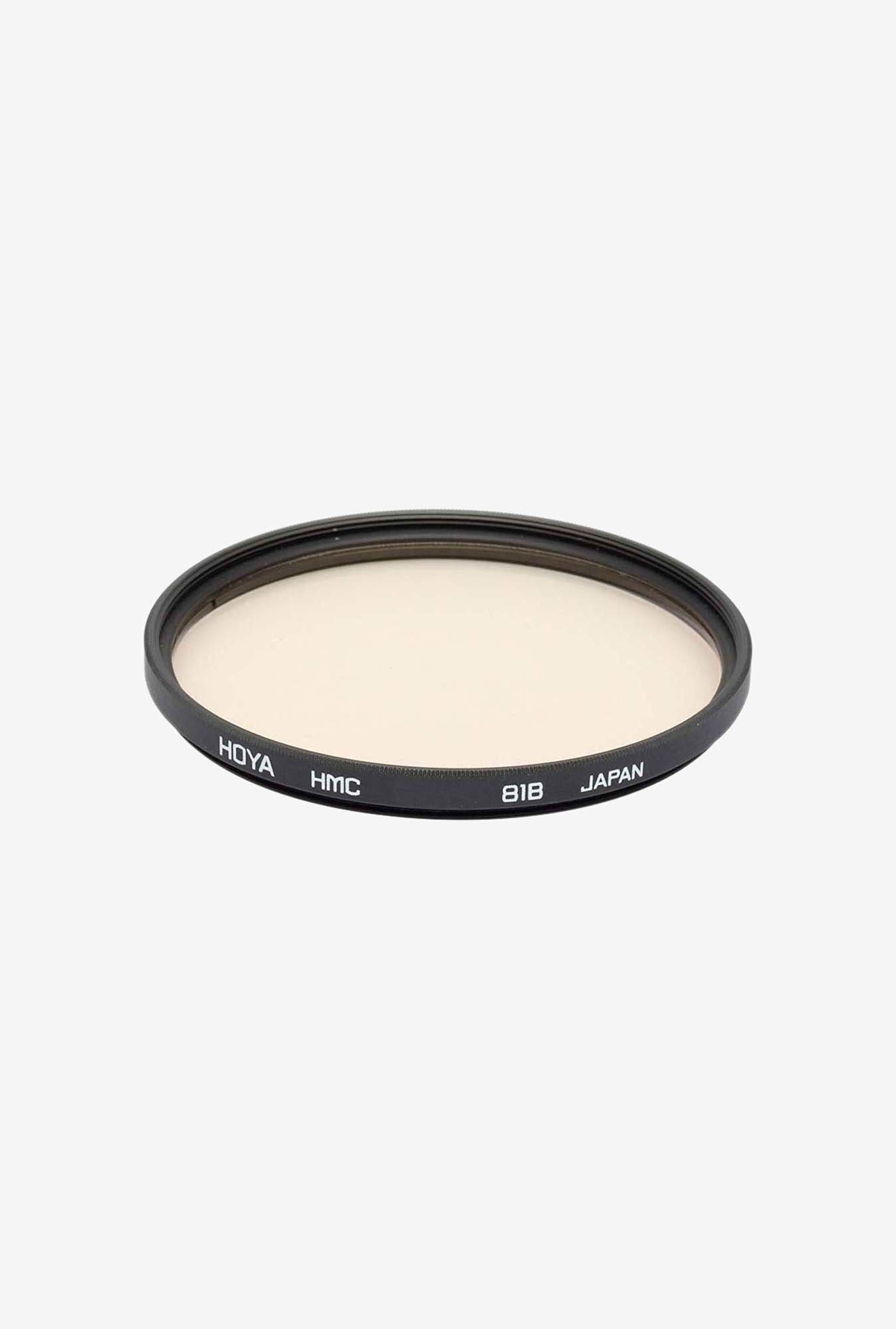 Hoya 81B Warming Multi Coated Glass Filter (Black)