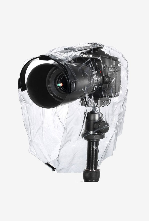Neewer Rain Cover Coat Dust Proof Camera Protector (White)