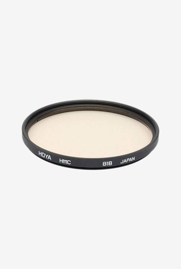 Hoya 82mm 81B Hmc Lens Filter (Black)