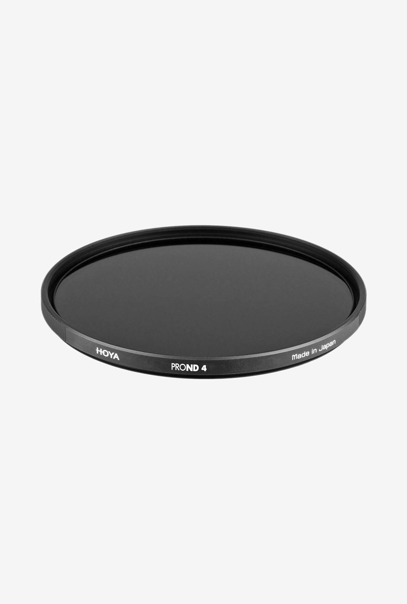 Hoya 58mm 4X Neutral Density Filter (Black)