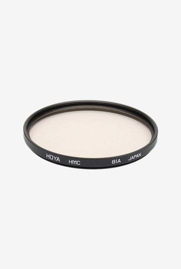 Hoya 67mm 81A Hmc Filter (Black)