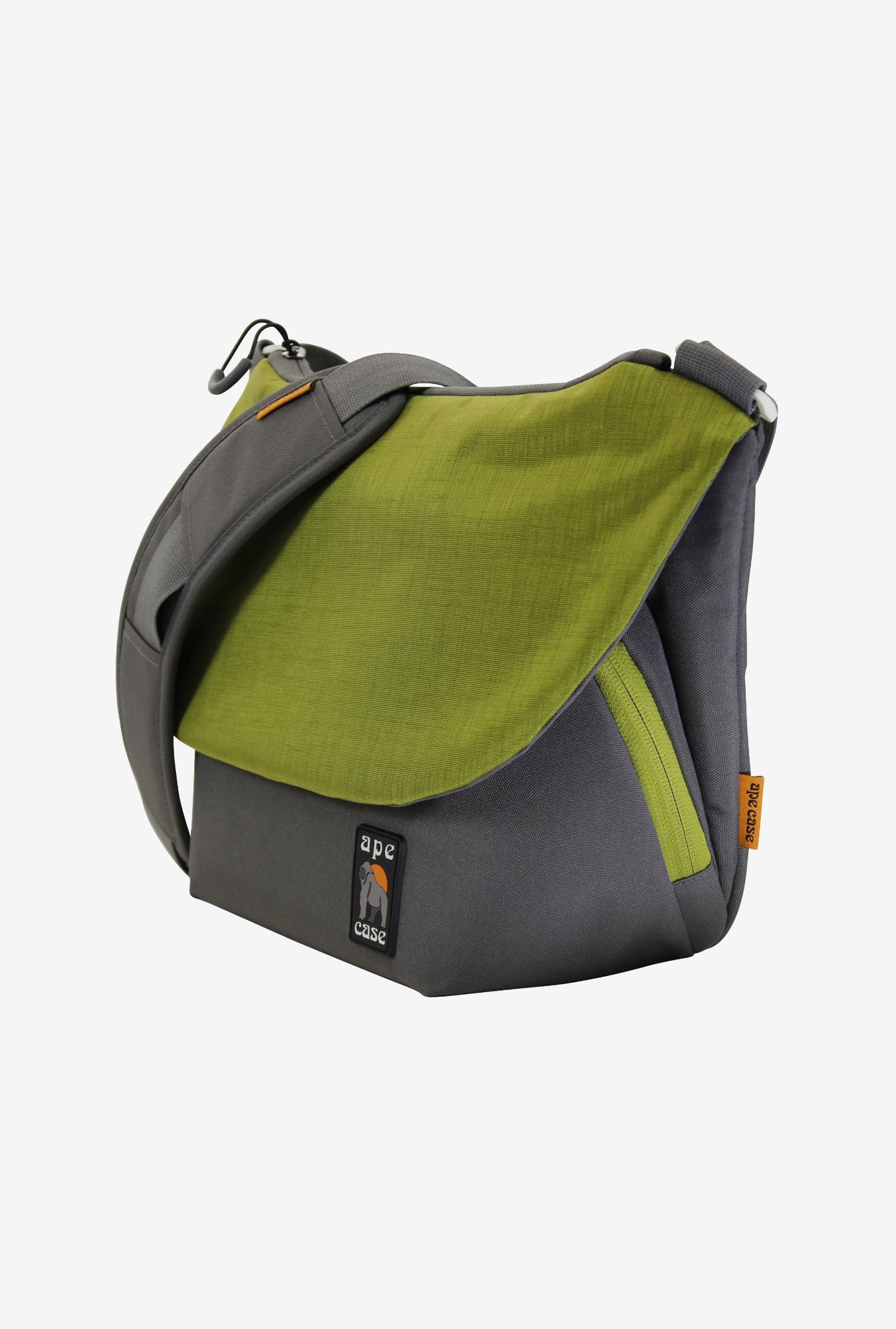 Ape Case AC580G Large Tech Camera Bag (Green & Grey)