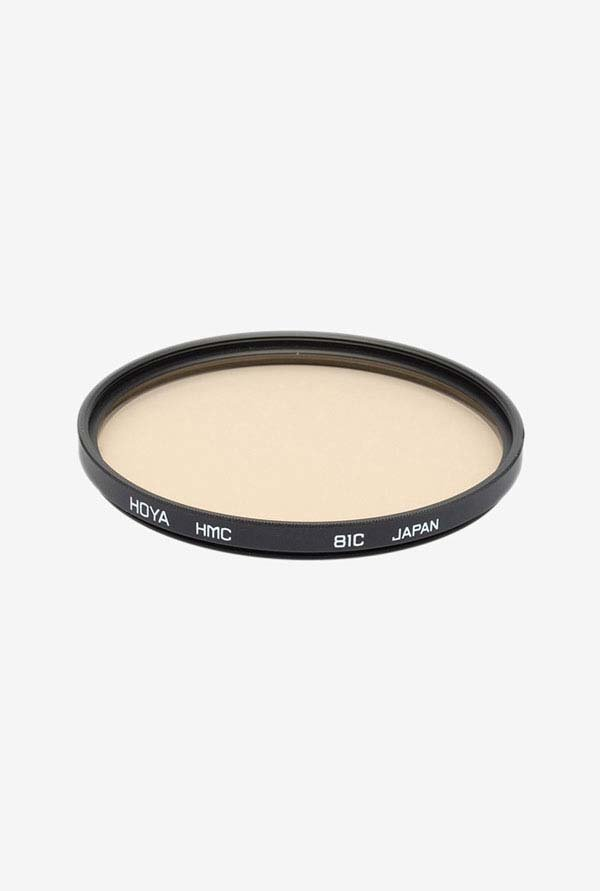 Hoya 67mm 81C Hmc Lens Filter (Black)