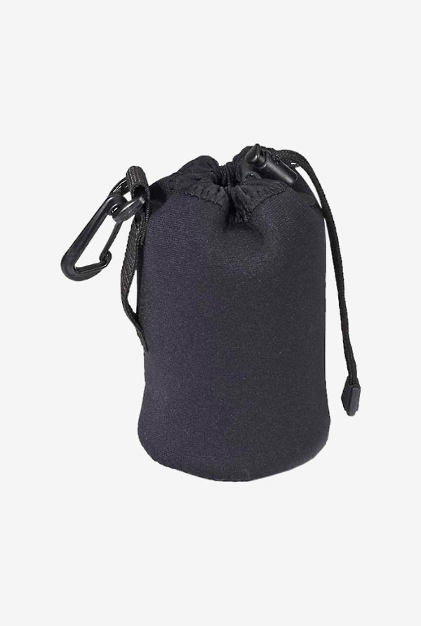 LensCoat LCLPSMBK Lenspouch Small (Black)