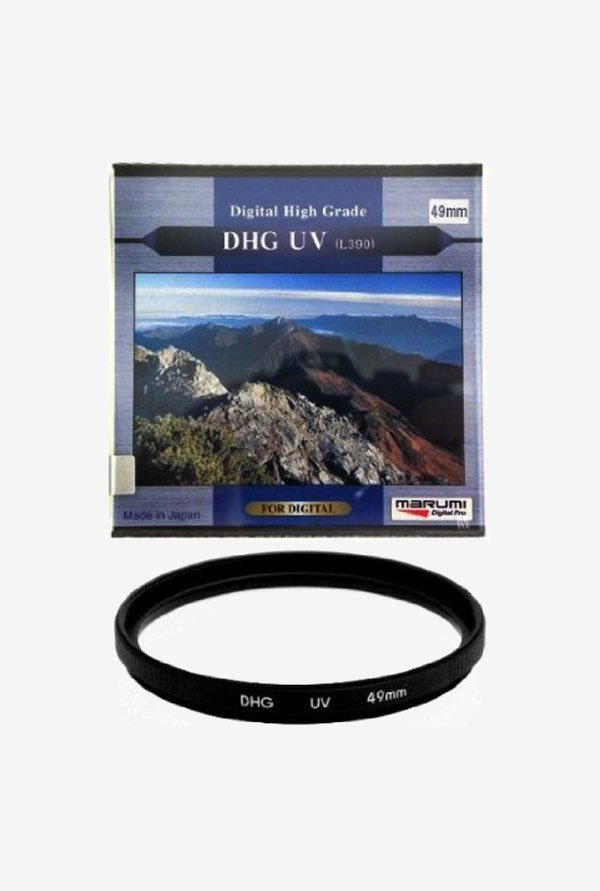 Marumi 67mm DHG Filter UV L390 Mc Mcuv (Black)