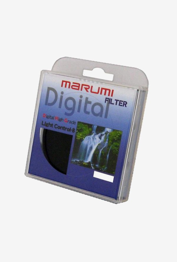 Marumi 77mm DHG Multi-Coated Neutral Density Filter (Black)