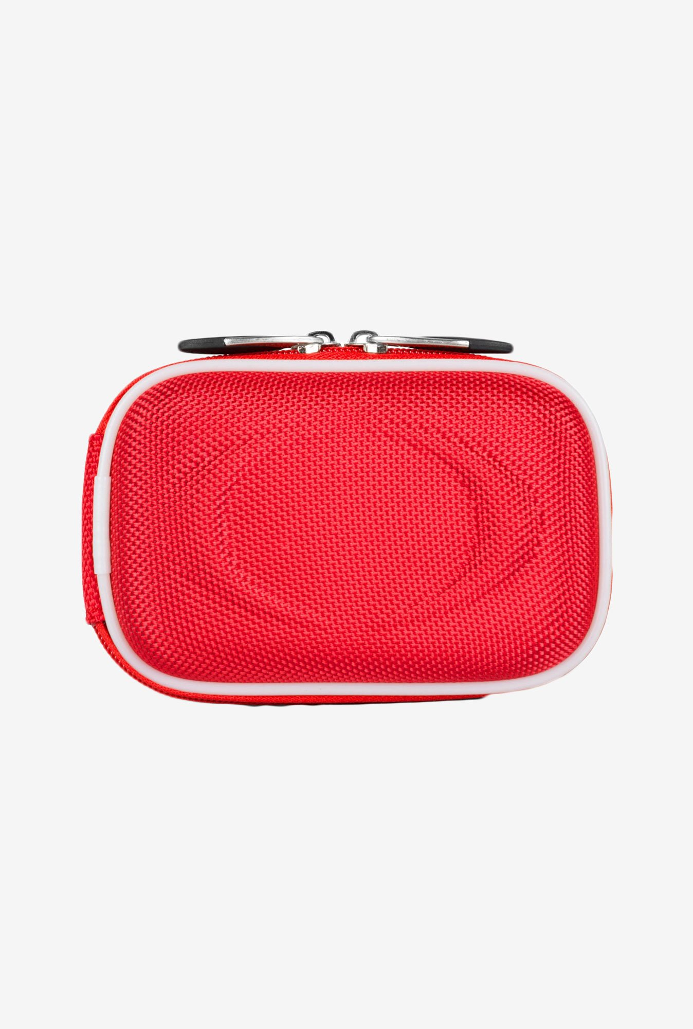 Vangoddy Nylon Slim Eva Camera Carrying Case (Red)