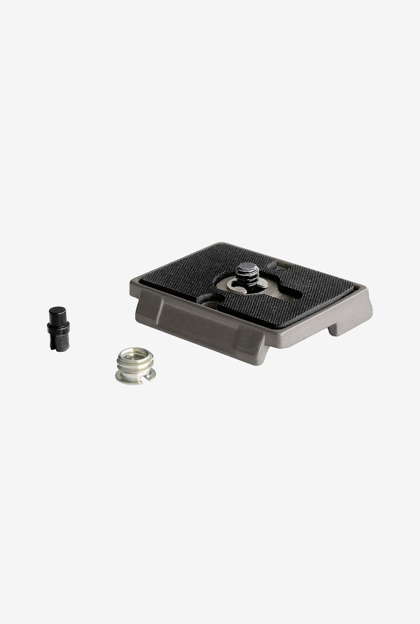"Manfrotto 200PL Plate with Screw & 3/8"" Bushing Adapter"