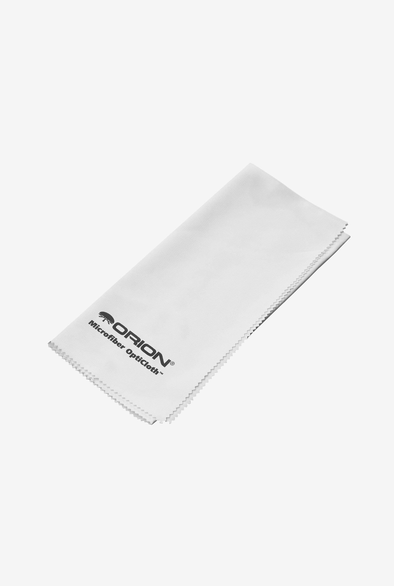 Orion 5833 Microfiber Optics Cleaning Cloth (White)