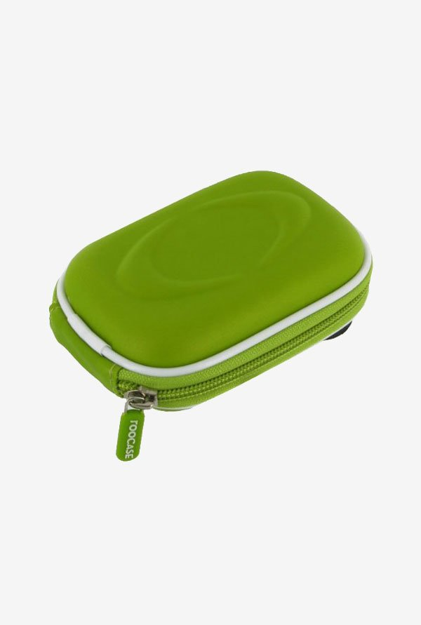 rooCASE Carrying Case for Canon A810 digital Camera (Green)