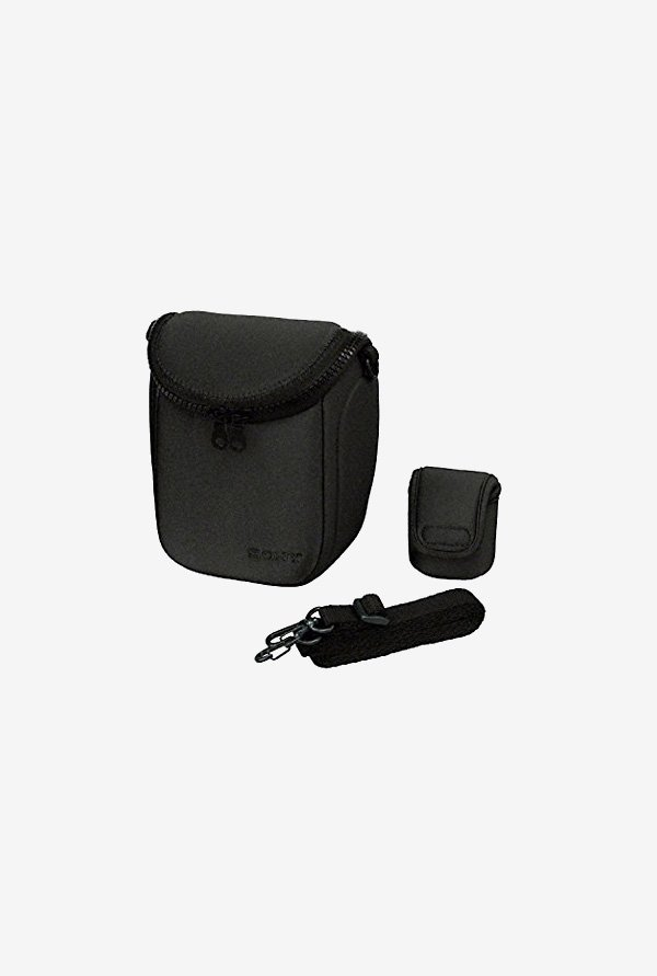 Sony LCS-BBF/B Compact Carrying Case (Black)