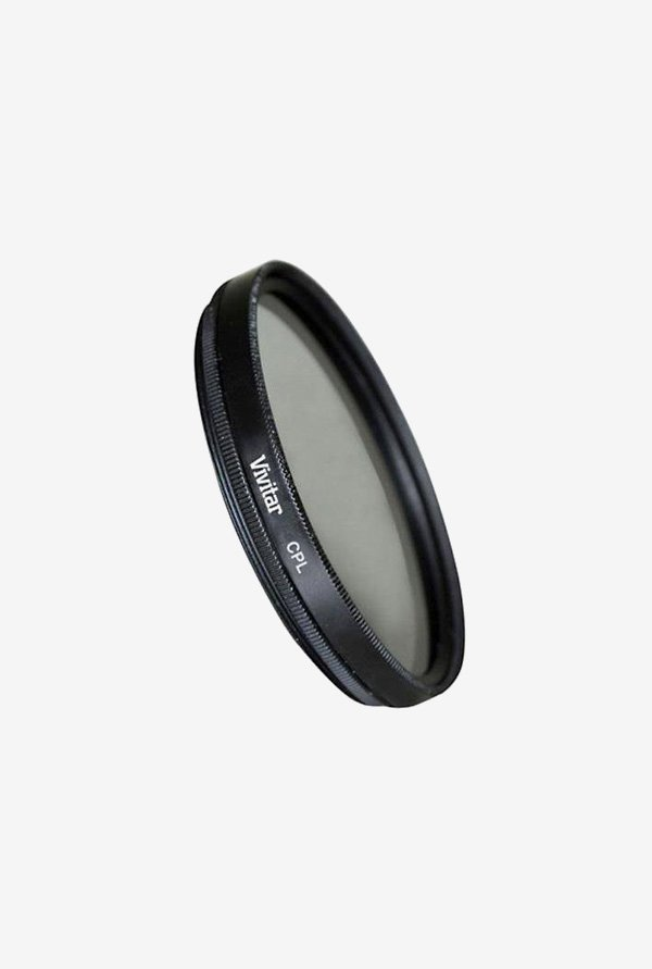 Vivitar CPL-95 95mm Multi coated lens Filter (Black)