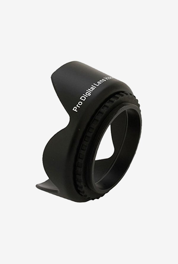 Vivitar DH62 62mm Digital Lens Hood (Black)