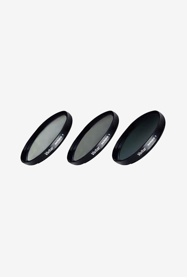 Vivitar Viv-Fknd-55 Multi coated Filter (Black)