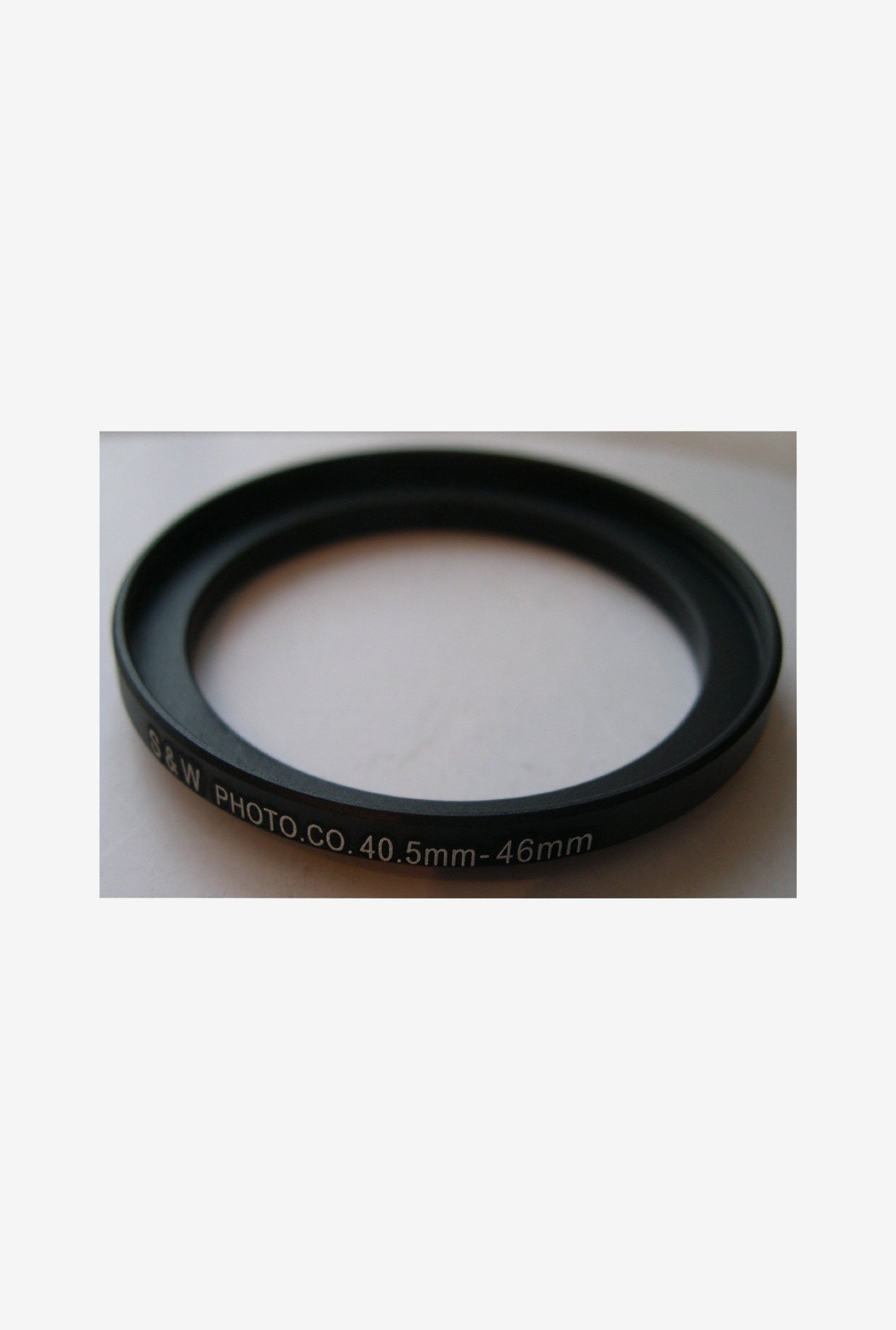 HeavyStar Dedicated Step-Up Ring 40.5mm to 46mm (Black)