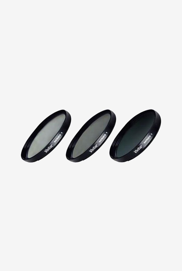 Vivitar Viv-Fknd-82 Multi coated Filter (Black)