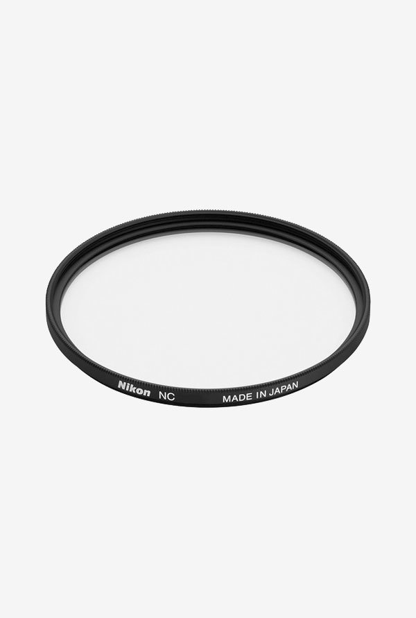 Nikon 72mm Clear NC Glass Filter (Black)