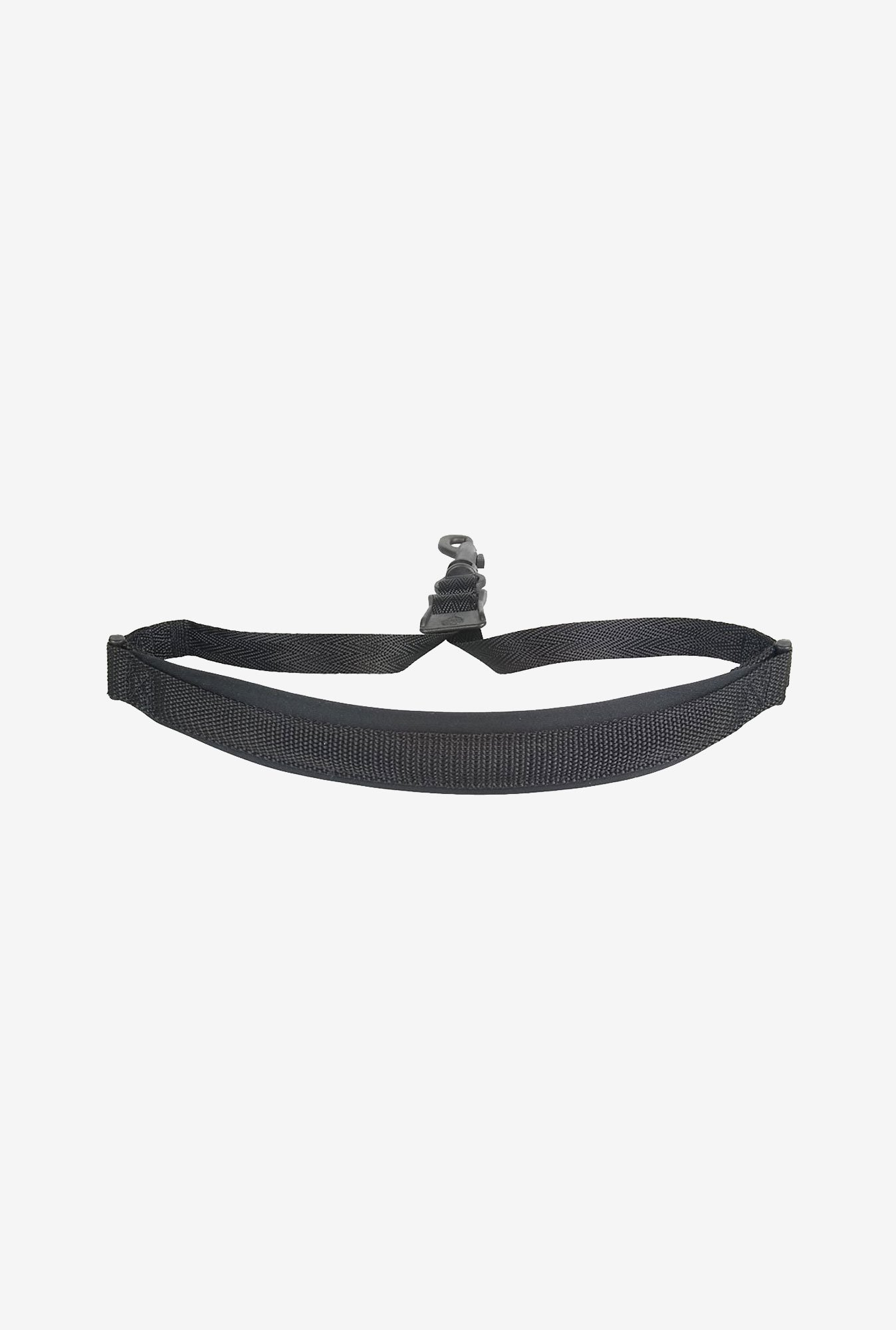 Neotech 8401162 Swivel Wick-It Sax Strap Regular (Black)