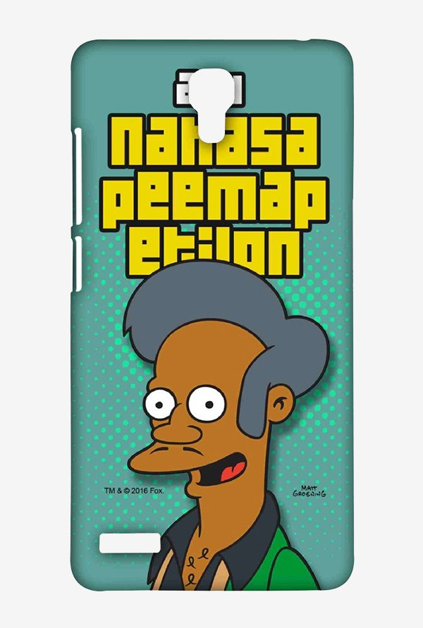 Simpsons Apu Case for Xiaomi Redmi Note Prime