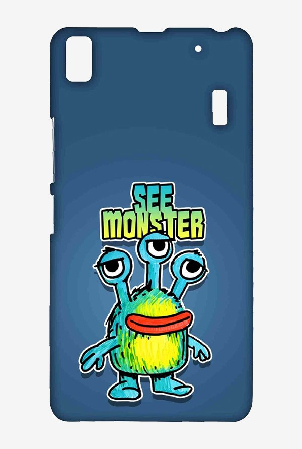 Kritzels See Monster Case for Lenovo A7000