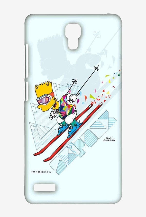 Simpsons Ski Punk Case for Xiaomi Redmi Note 4G