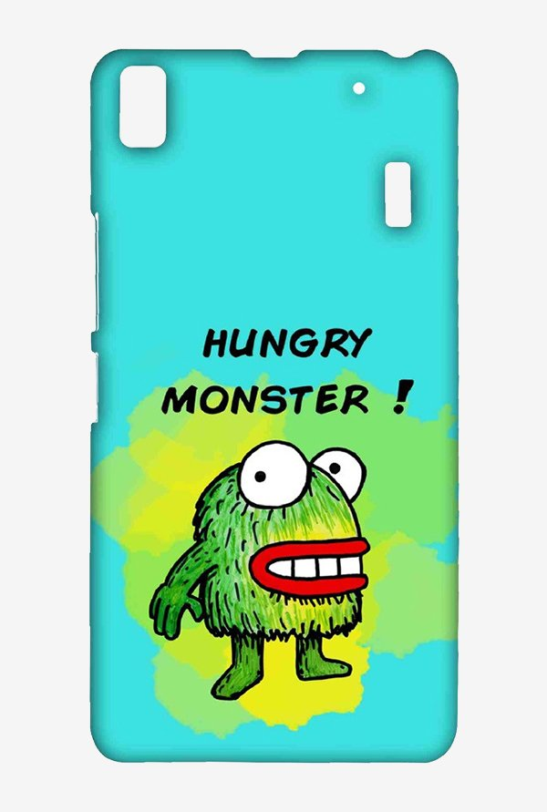 Kritzels Hungry Monster Case for Lenovo A7000
